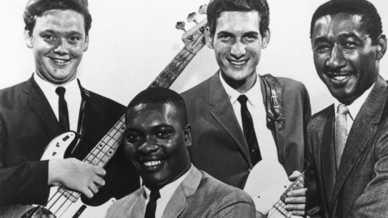Booker T & the M G 's – Green Onions